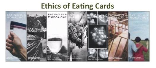 ethics cards together